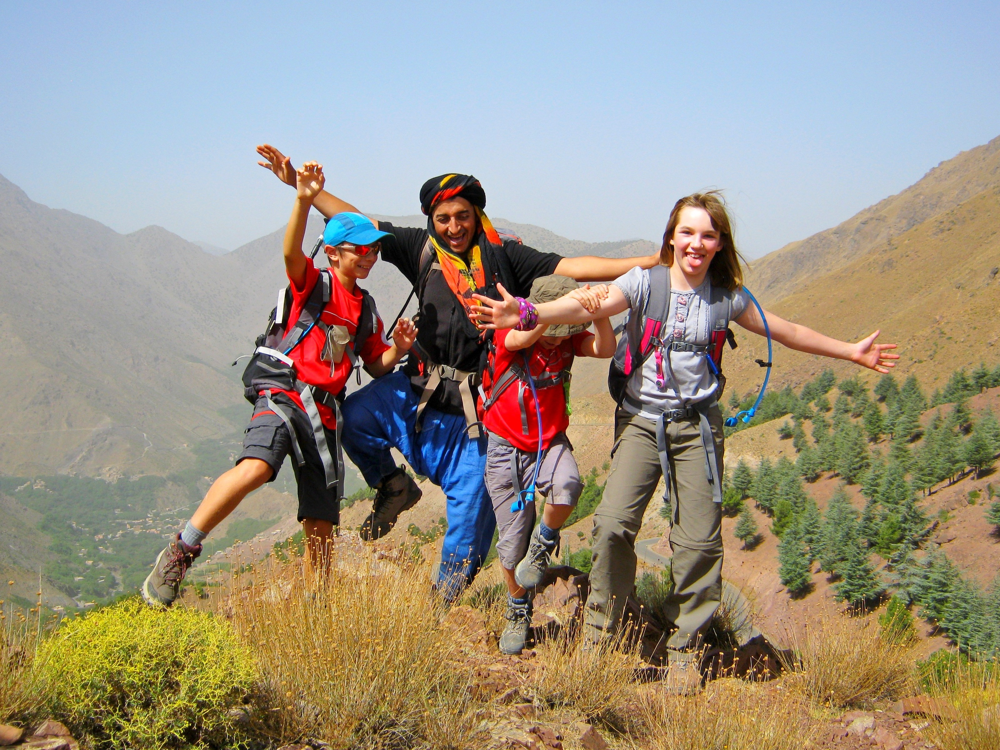 Family Adventure Holidays  KE Adventure Travel