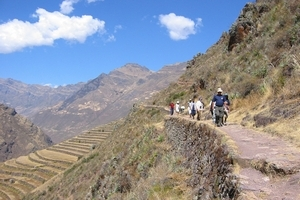 why inca trail trek 08
