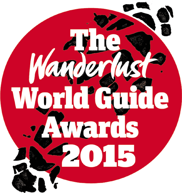 Accolade Wanderlust WorldGuide Award2015