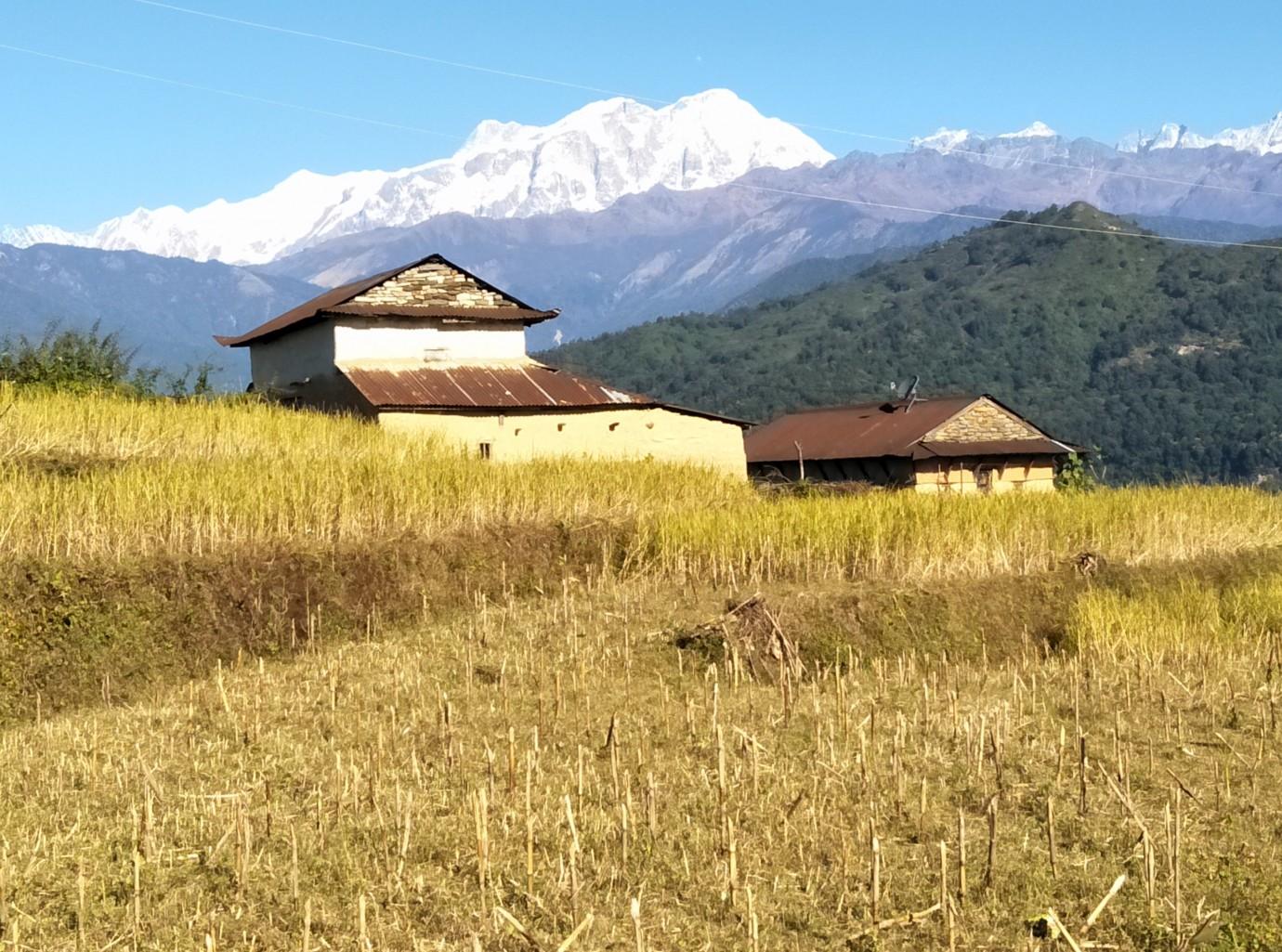 Lamjung Himal Trek Nepal