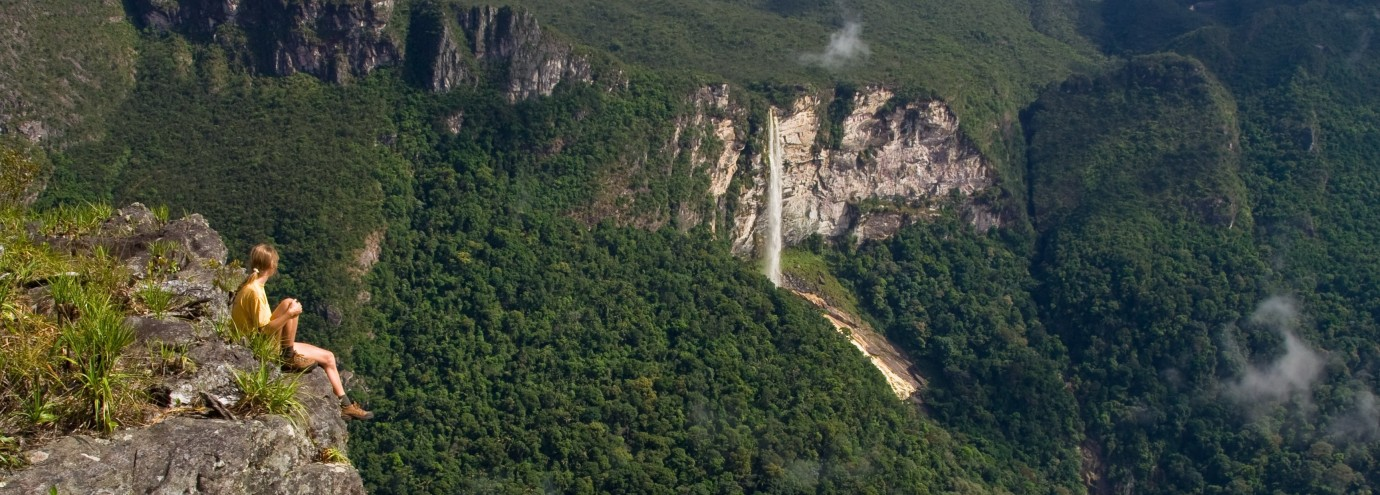 BHW - Brazil's Highest Waterfall