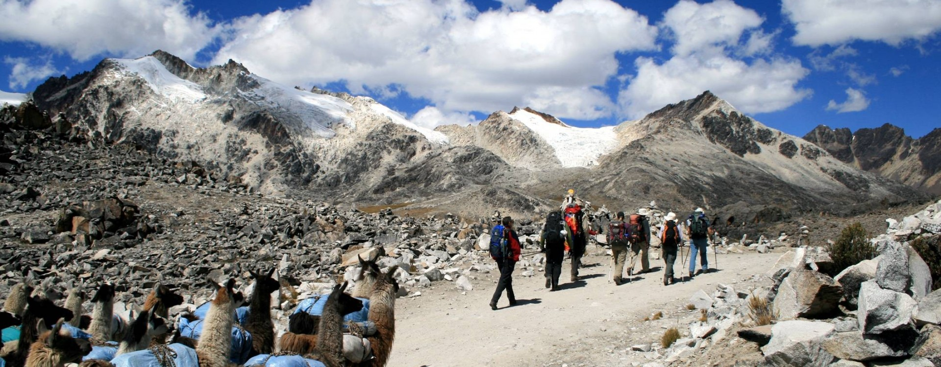 Traverse of the Cordillera Real