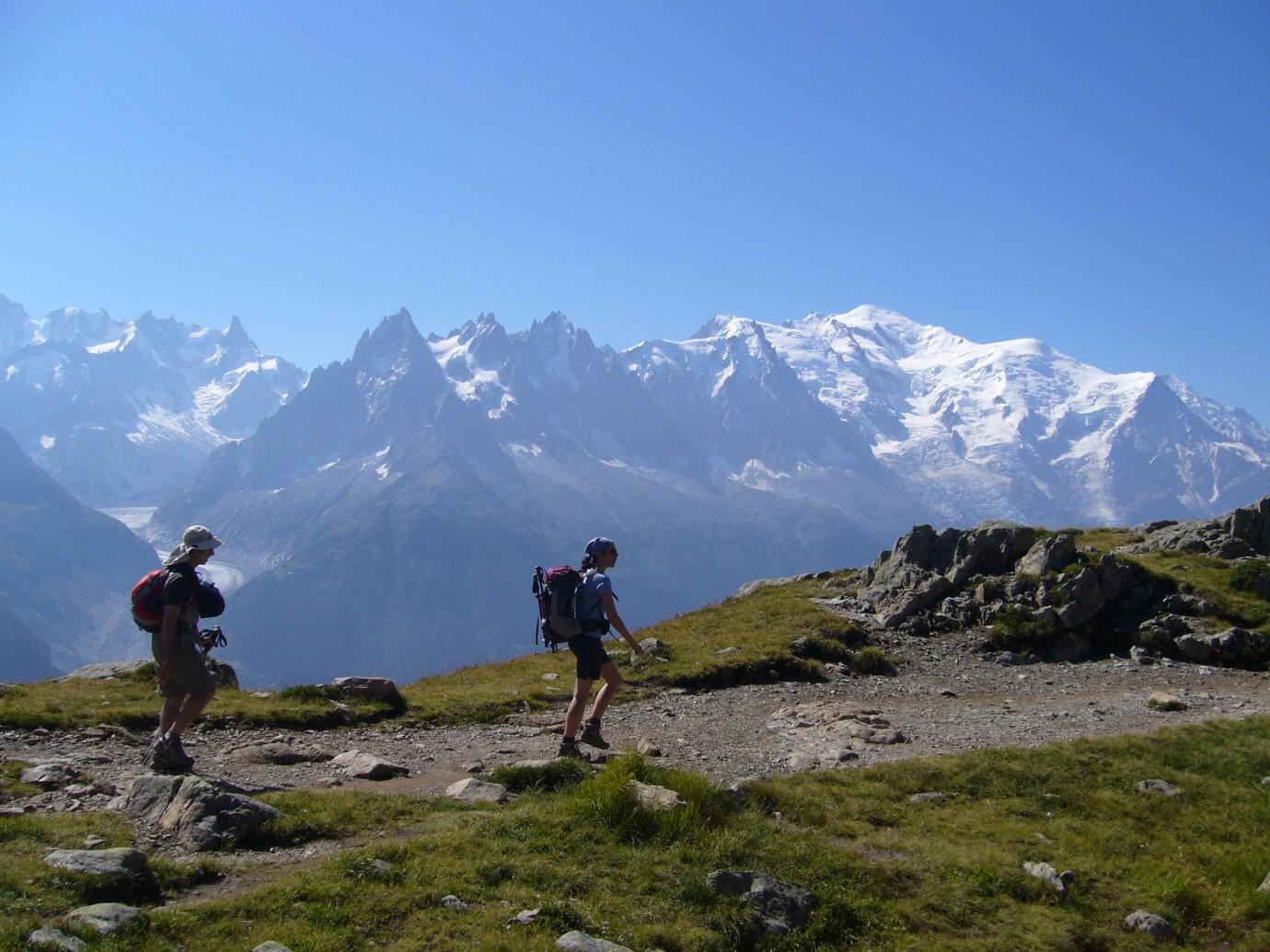 Best Shoes For Tour Du Mont Blanc