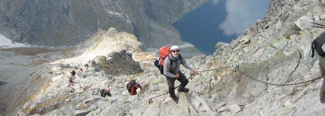 HTT - High Tatras Trekking in the Carpathians
