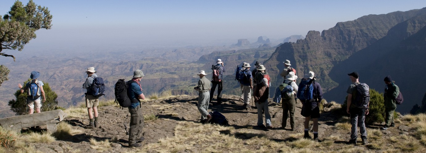 SIM - Ethiopia Simien Mountains Trek