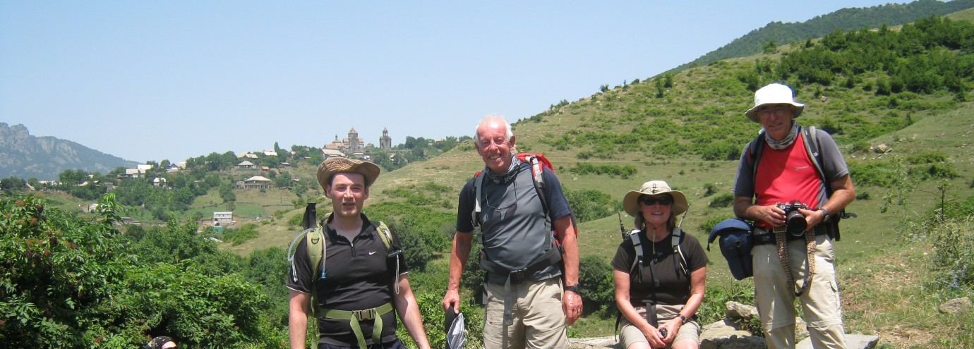 ATH - Armenia Trekking Highlights