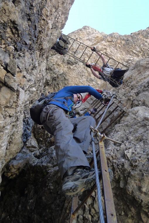 Dolomites Via Ferrata Ke Adventure Travel