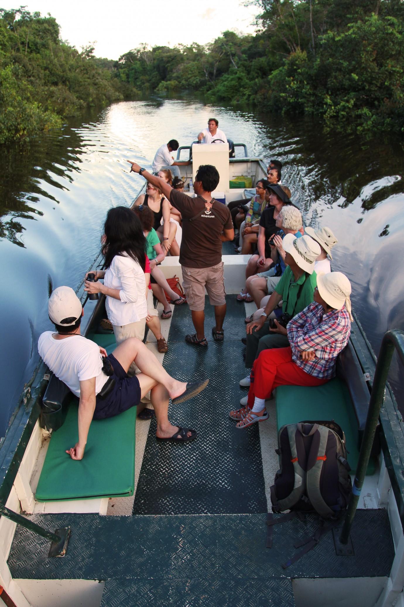 Amazon Riverboat Adventure - KE Adventure Travel