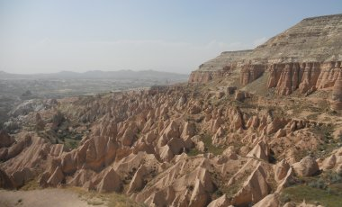 Towers and Trails of Cappadocia