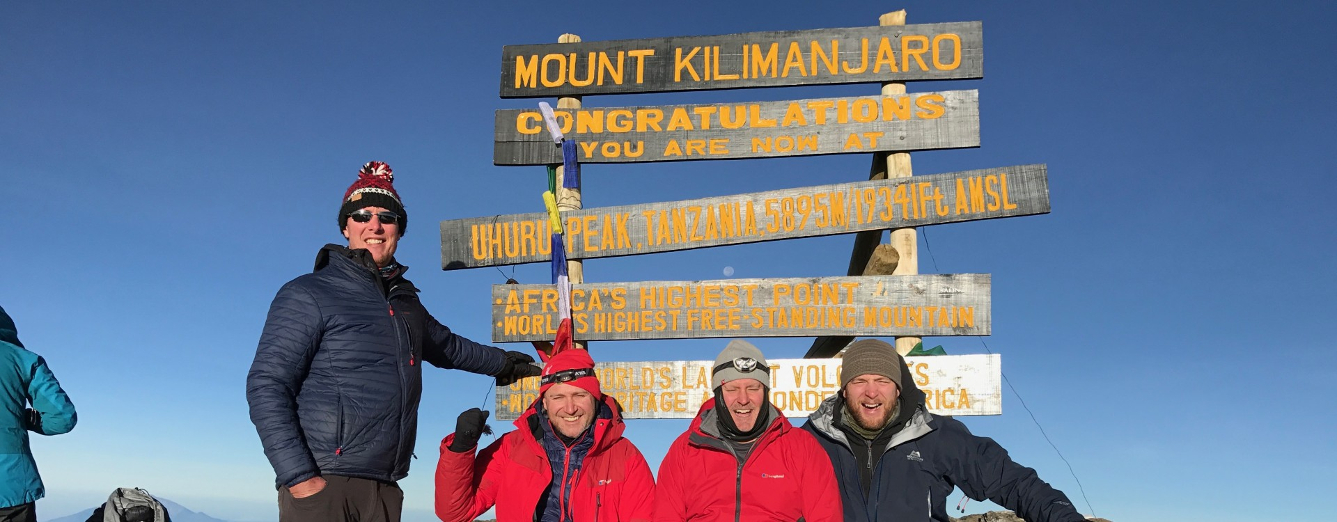 Image result for kilimanjaro summit pictures