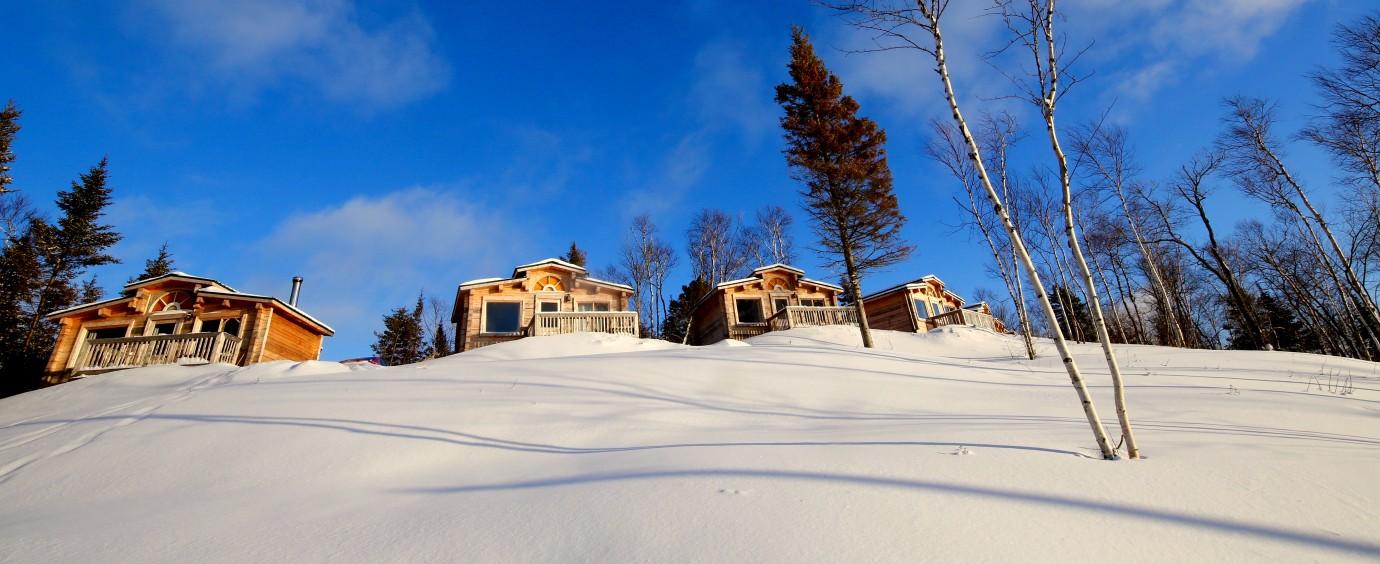 Canada Winter Adventure Holiday - KE Adventure Travel