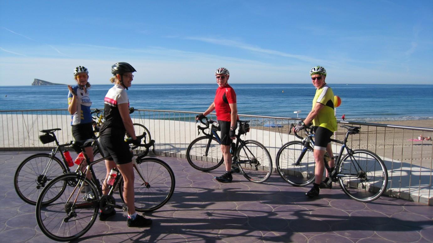 Road Cycling on the Costa Blanca of Spain - KE Adventure Travel c7ba66688