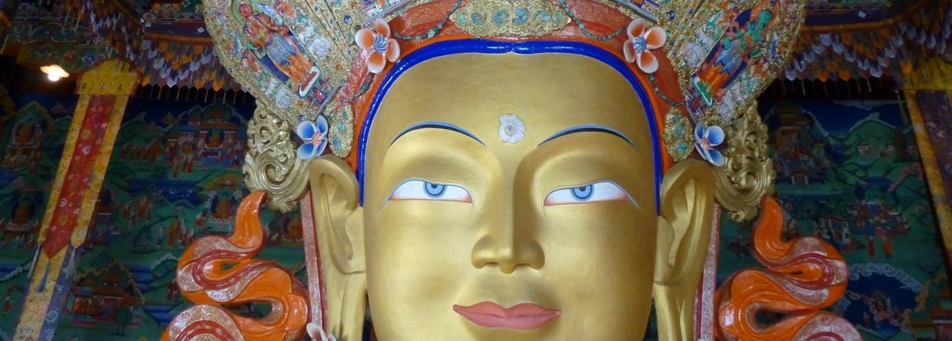 Maitreya Skin Template