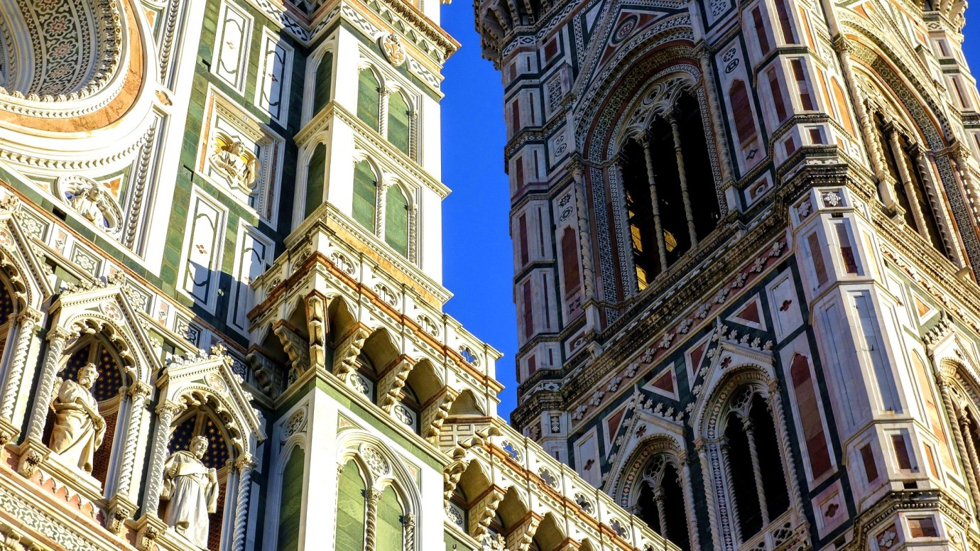 Italian Florence: Self-Guided Walking In Tuscany