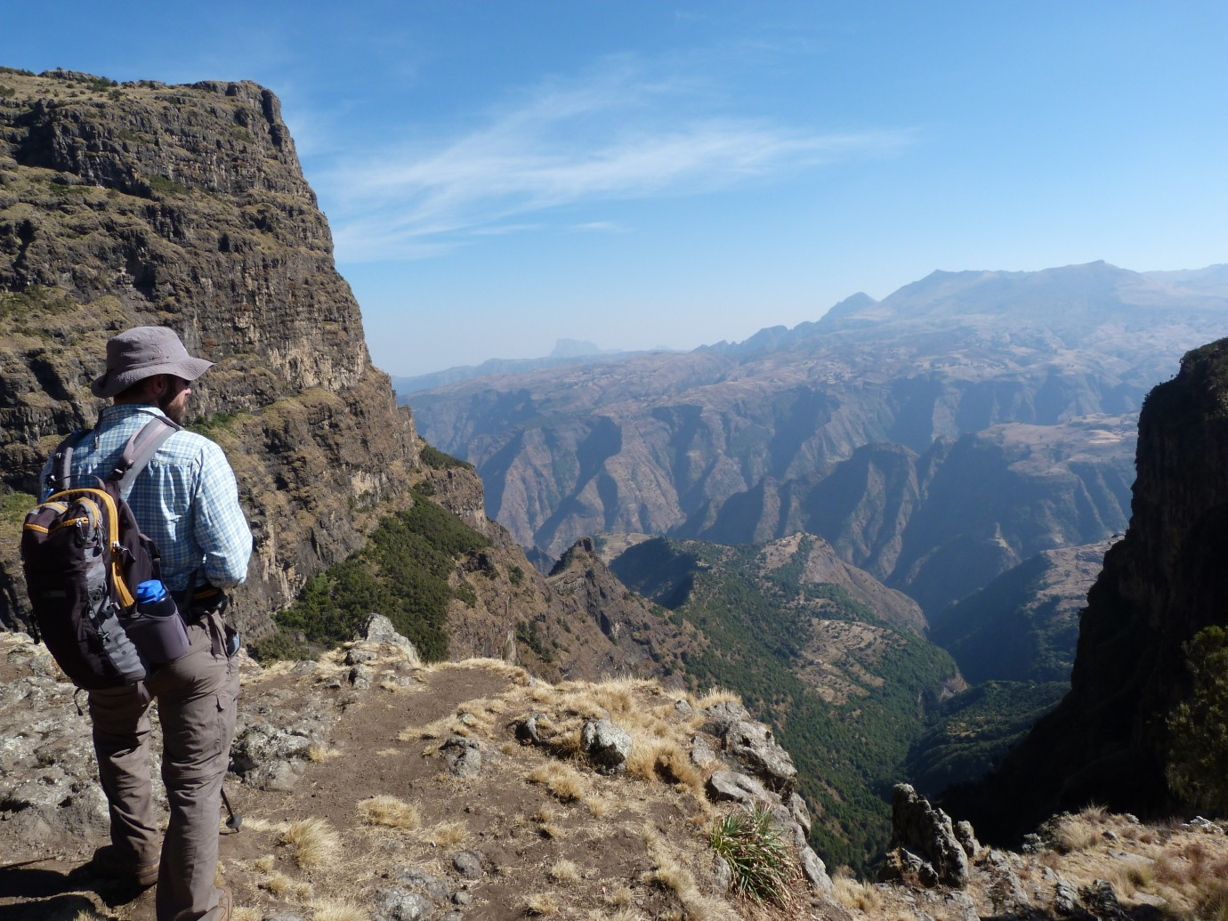Trekking in Ethiopia - KE Adventure Travel