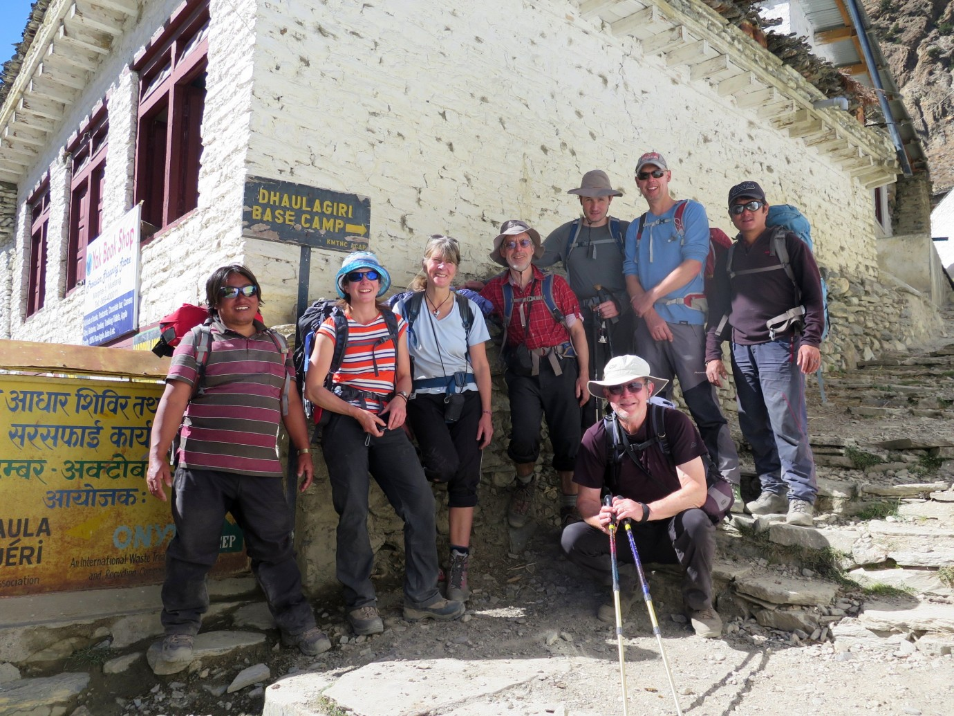 Dhaulagiri Circuit via the French Pass - KE Adventure Travel