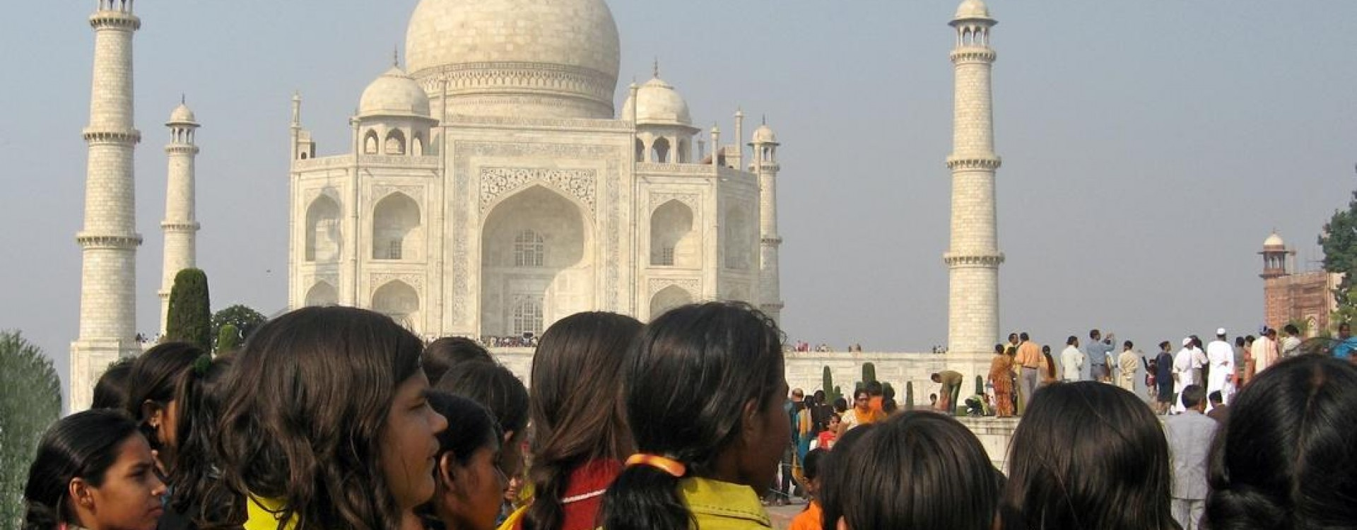 Agra and the magnificent Taj Mahal