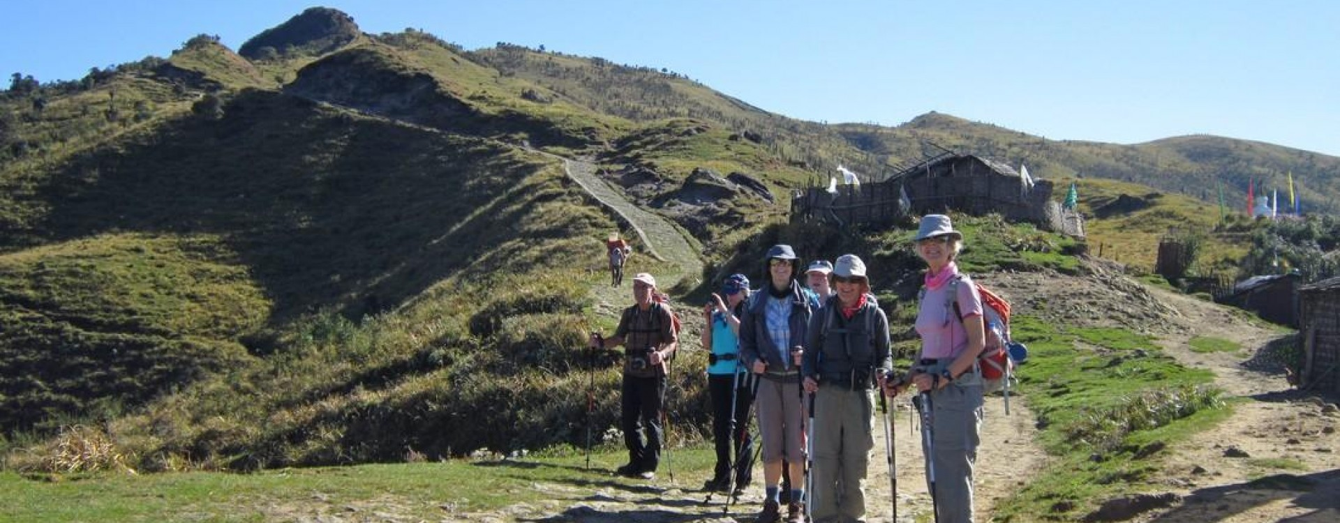 Trekking in India, Singalila Ridge