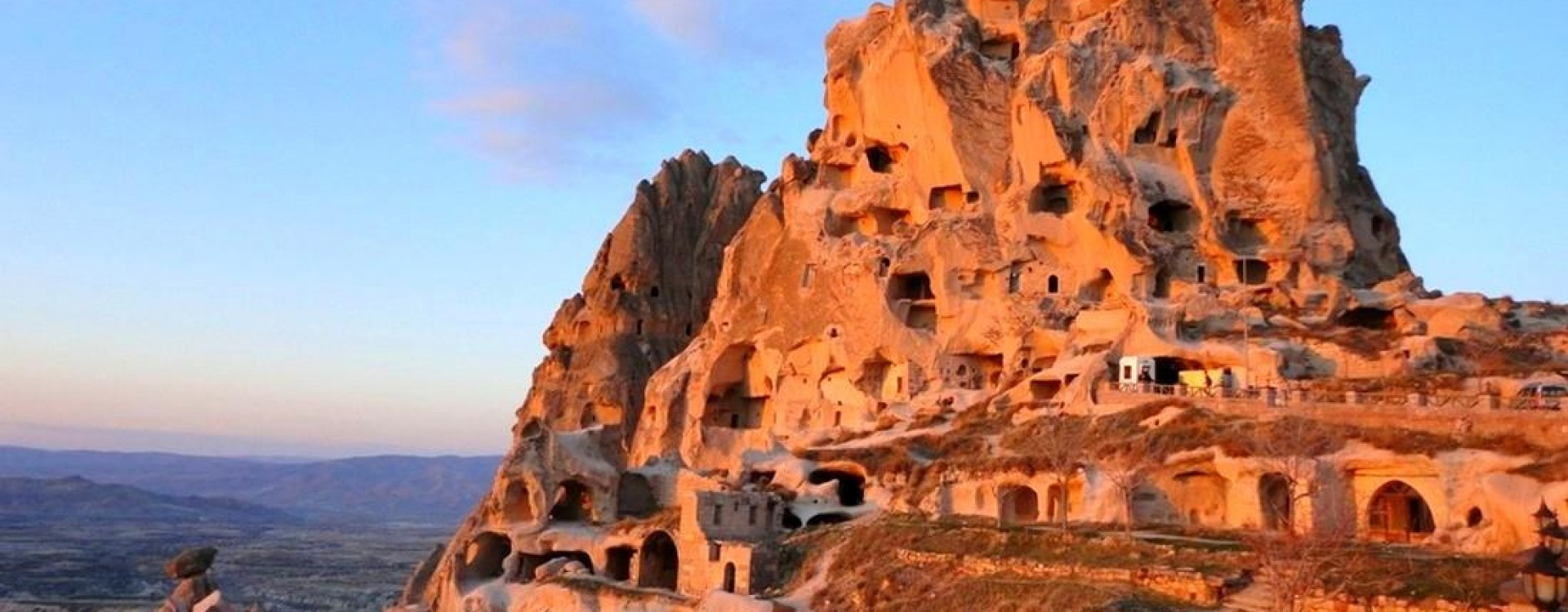 Towers and Trails of Cappadocia walking holiday