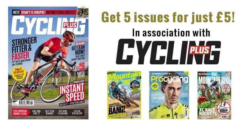Cycling Magazine Subscription Offer