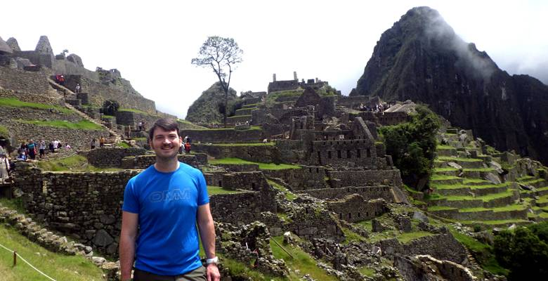 Far from the Expected, Maddening Crowds on the Inca Trail