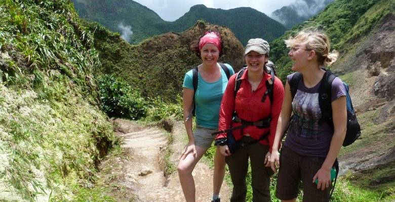 Totally Tropical Trekking in Dominica