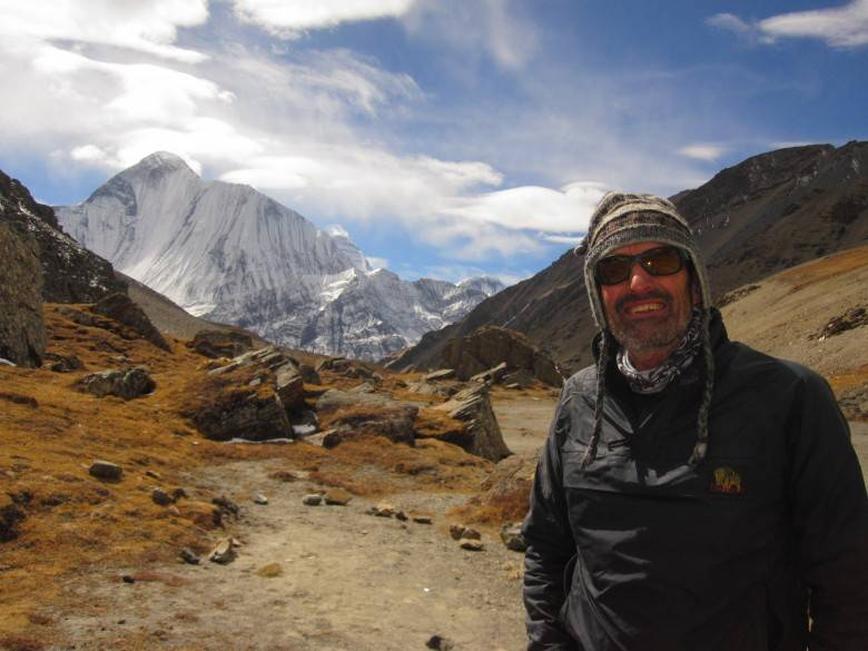 Mukot Peak, 6087m, Lower Dolpo Nepal October 2015
