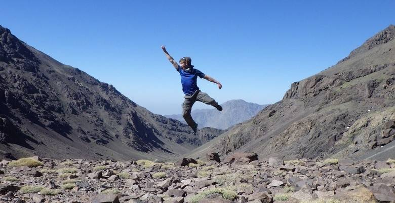 Toubkal is just the cherry on the cake!